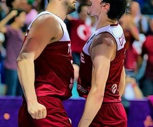 Basketball, team, and win image
