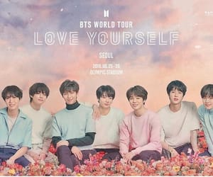 army, bts, and love_yourself image