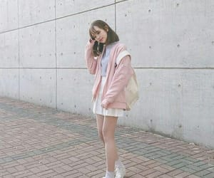 ulzzang, kfashion, and korean image