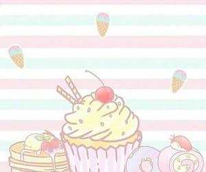 icecream and waffles image