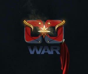 Avengers, Marvel, and captain marvel image
