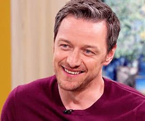 actor, funny face, and james mcavoy image