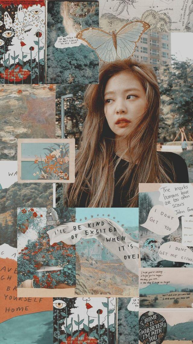300 Wallpaper Jennie  Terbaru
