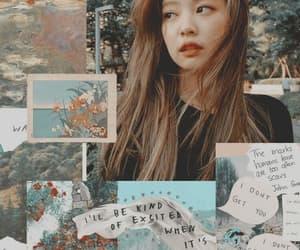 jennie, blackpink, and wallpaper image