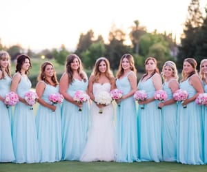 bridesmaid dresses, weddingseason, and special occasion dresses image
