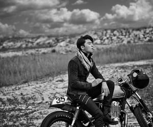 actor, model, and parkseojoon image