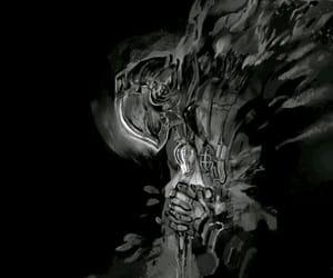 art, manga, and black and white image