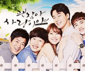 article, kdrama, and fated to love you image