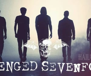 avenged sevenfold, band, and synyster gates image
