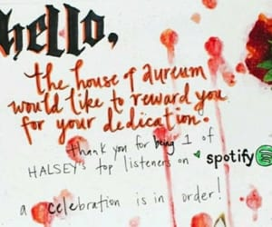 halsey, hfk, and house of aureum image