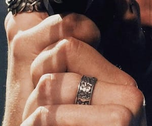photography, rings, and Harry Styles image
