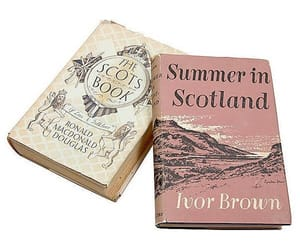 png, books, and scotland image