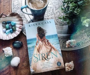 books, litterature, and the siren image