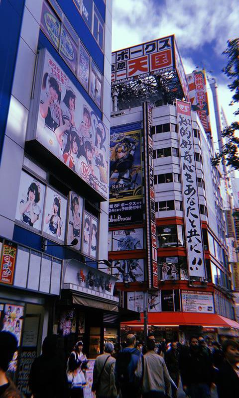 beautiful, japan, and sega image