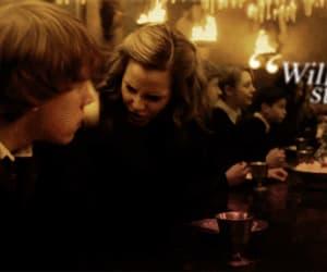 emma watson, gif, and hermione image
