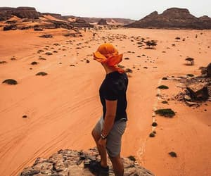 africa, travelling, and Algeria image