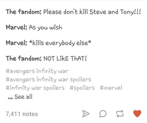 Avengers, captain america, and cry image