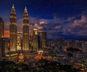 Kuala Lumpur, Malaysia, and twins image