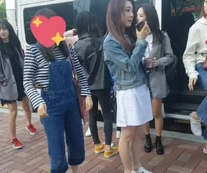 exy, dayoung, and yeoreum image