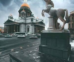 russia and st. petersburg image