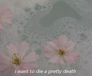 flowers, death, and grunge image