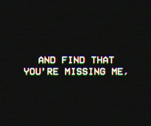 Lyrics and words image
