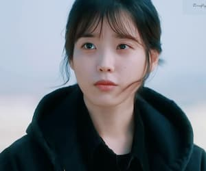 kdrama, iu, and my mister image