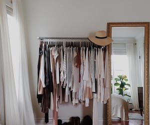 decor, room, and clothes image