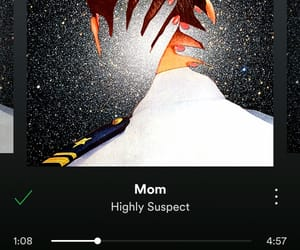spotify and highly suspect image