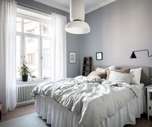 bedroom, decorating, and design image