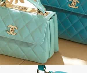 tiffany blue and chanel image