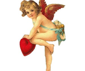 cupid, png, and overlay image