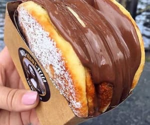 chocolat, donuts, and sweets image