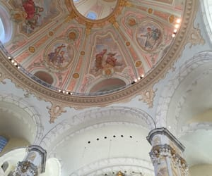 art, architecture, and church image