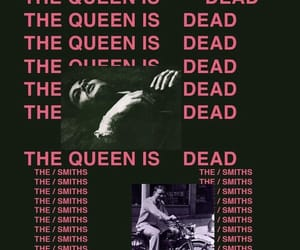 black, grunge, and Queen image