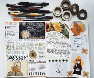 journal, aesthetic, and diary image