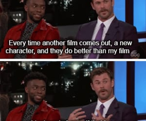 Avengers, black panther, and film image