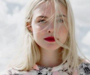 Elle Fanning and blonde image
