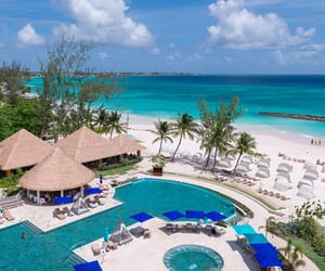 beaches, beach lovers, and barbados image