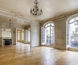 house, interior, and paris image