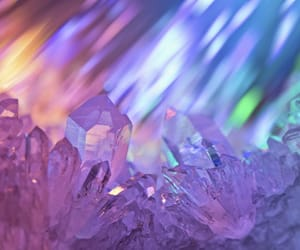 aesthetic, beautiful, and crystals image