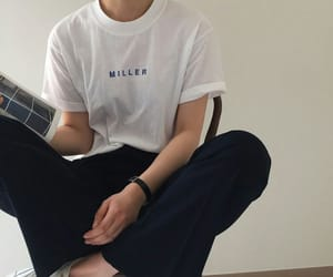 clothes, minimalism, and outfit image