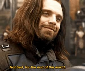 gif, Marvel, and sebastian stan image