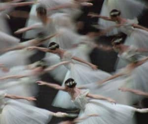 ballet, dance, and pale image