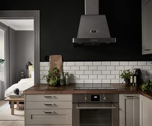 dark grey, design, and dining table image