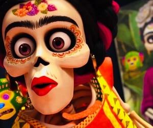 dia de muertos, Frida, and tradicion image