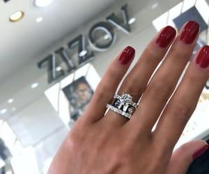 beautiful, cheers, and jewelry image