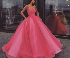 pink and gala. dress image