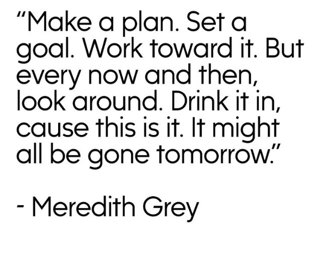 Grey\'s Anatomy quotes are the best... 📝💓 on We Heart It