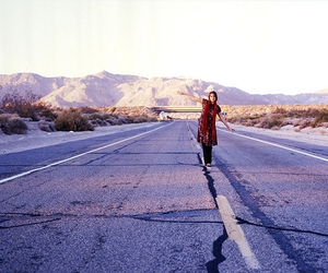 on the road and where id like to be image